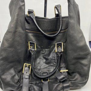 Botkier Black Leather Handbag